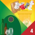 separarea deseurilor reciclabile
